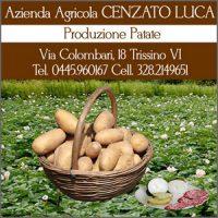 Cenzato Luca, produttore di patate