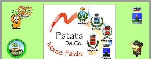 Regolameto alla Mostra Concorso Patata Monte Faldo De.Co.