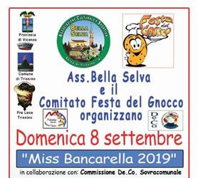 miss bancarella 2019